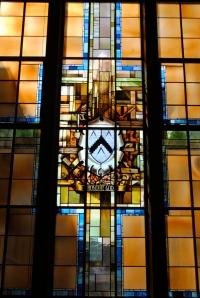 Carpenters Hall Glass Window