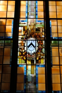Carpenters Hall Glass Window