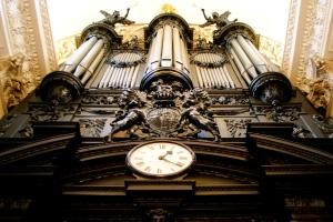 St. Stephen Walbrook Church Organ