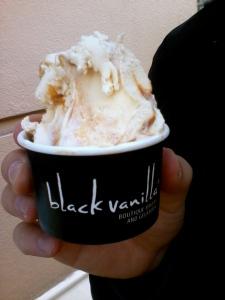 Black Vanilla Gelato