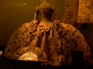 Dress from Victoria and Albert Museum