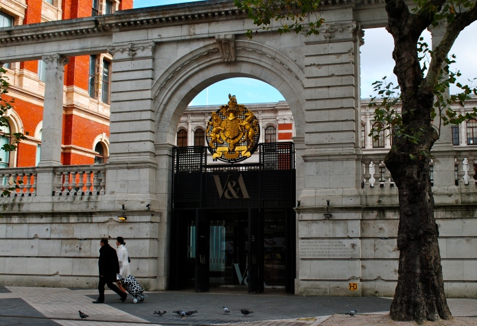 Victoria and Albert Museum Gate