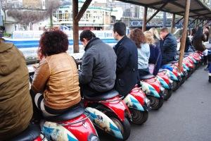 Camden Market Seats
