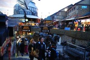 Camden Stables Market