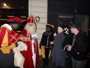 Sinterklaas in Alkmaar