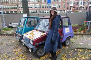 Small Vehicles in Amsterdam