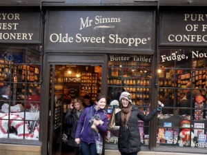 Mr. Simms Olde Sweet Shoppe