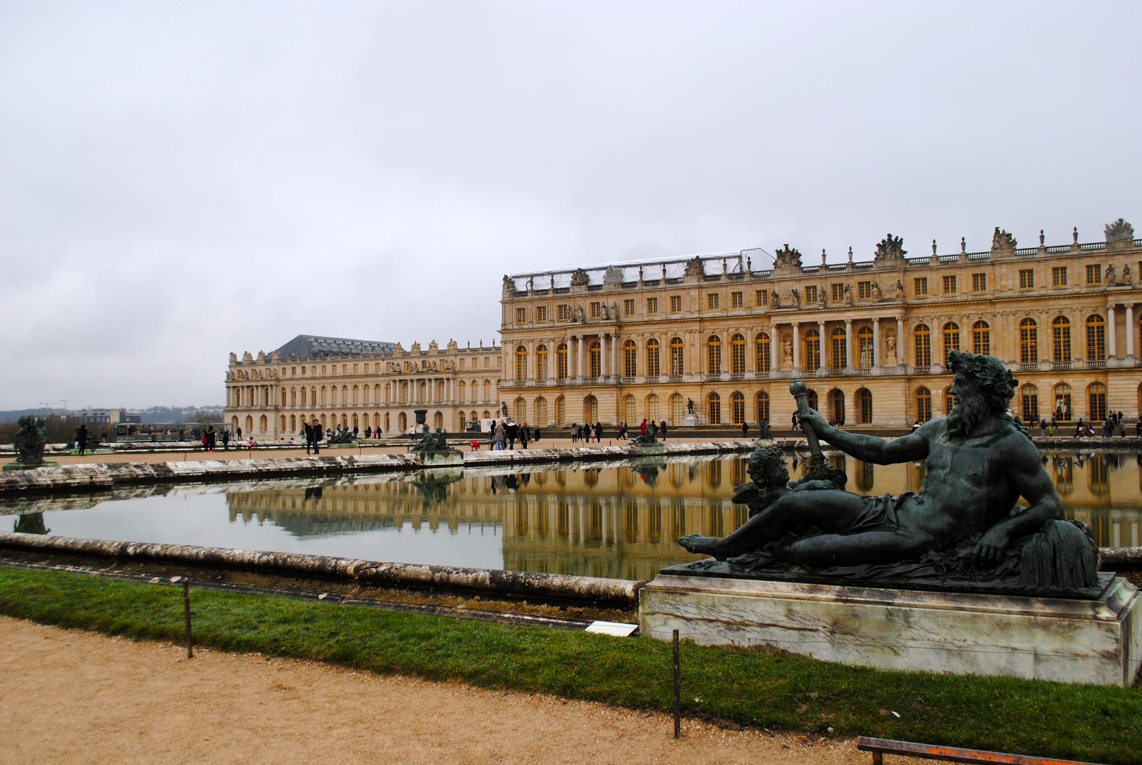Ch teau de versailles the power of travel - Photo chateau de versailles ...