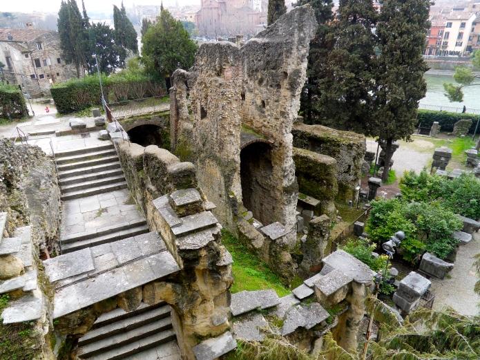 Verona Roman Remains
