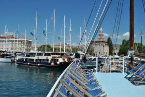 Topdeck Croatia Sailing Trip