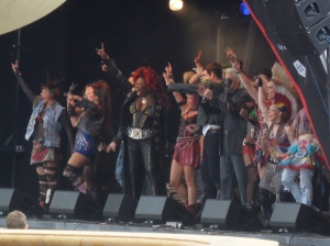 We Will Rock You Cast
