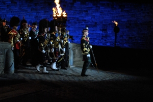 The Royal Edinburgh Military Tattoo 2013 Performance