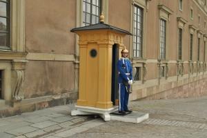 Guard Stockholm Sweden