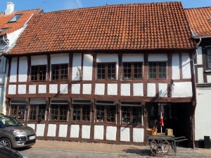 Odense Merchants House 16th Century