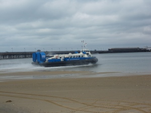 Hovertravel Isle of Wight