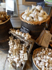 The Garlic Farm Isle of Wight