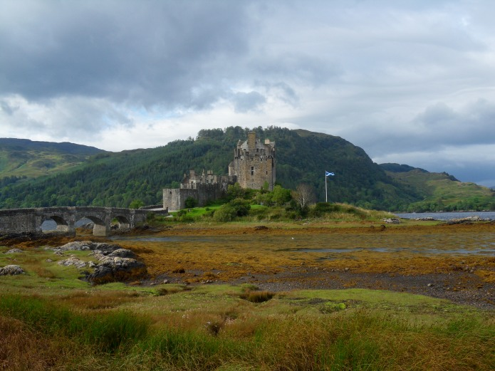 Elean Donan Castle, Scotland