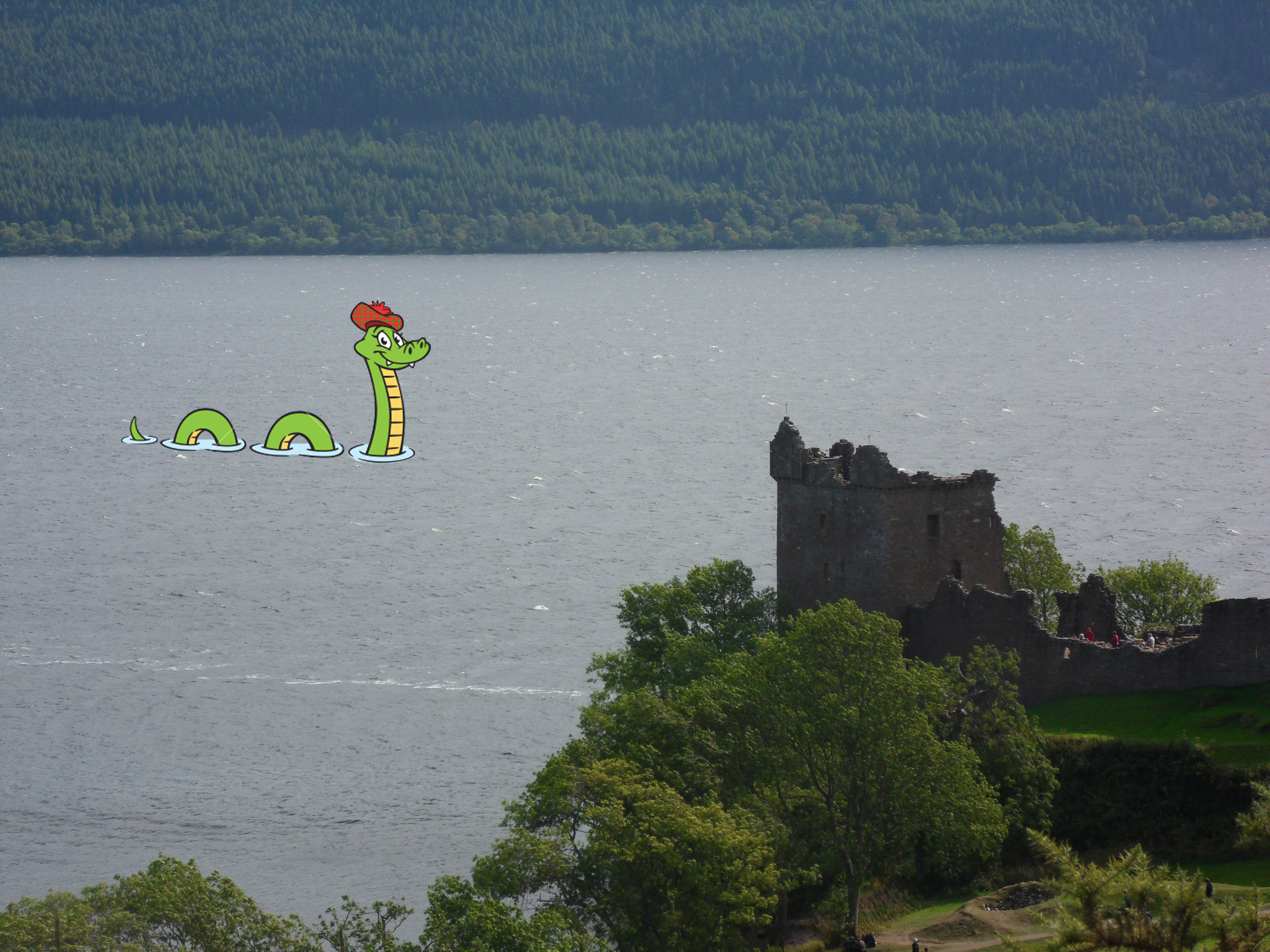lochness monster Searching for the perfect loch ness monster items shop at etsy to find unique and handmade loch ness monster related items directly from our sellers.