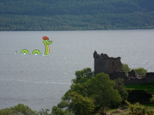 Loch Ness Monter Castle, Scotland