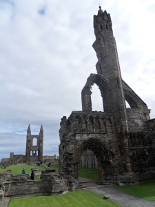 St Andrews Cathedral Ruins, Scotland