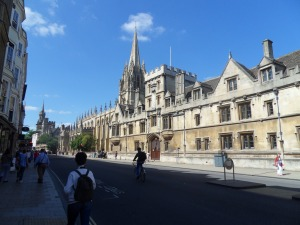St Mary's Oxford
