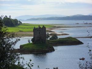 Stalker Castle, Scotland