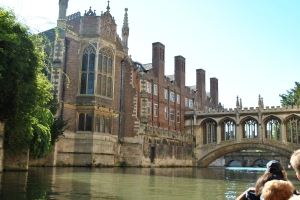 Punting Tour Cambridge