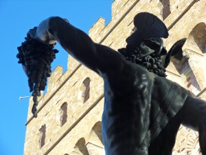 Sculpture Florence Italy