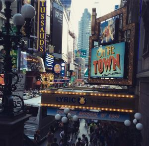 On the Town NYC Times Square